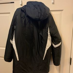 Adidas Winter Insulated Bench Coat